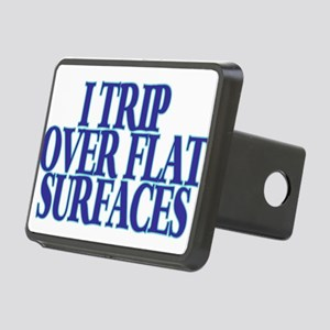 Trip Over Rectangular Hitch Cover