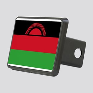 Malawi Flag Hitch Cover