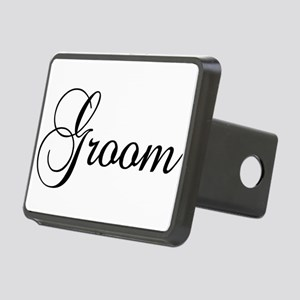 Groom Dark Hitch Cover