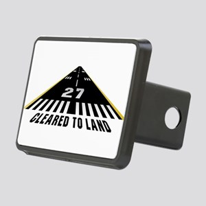 Aviation Cleared To Land Runway 27 Hitch Cover