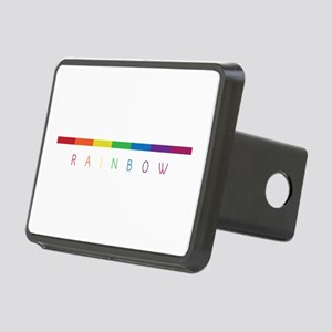Rainbow Hitch Cover