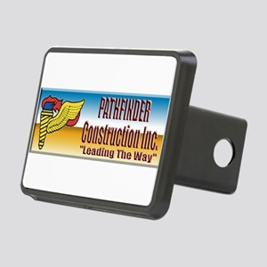 Pathfinder Construction Rectangular Hitch Cover