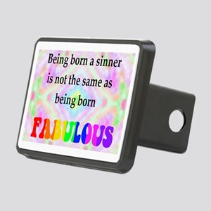 Not The Same As Being Born FABULOUS Rectangular Hi