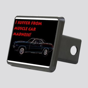Muscle Car Madness Hitch Cover