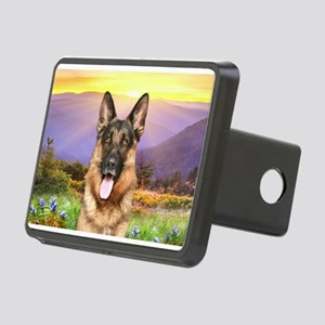 Shepherd Meadow Rectangular Hitch Cover