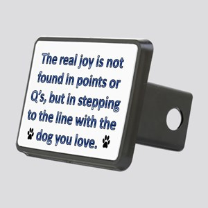 The Real Joy... Rectangular Hitch Cover