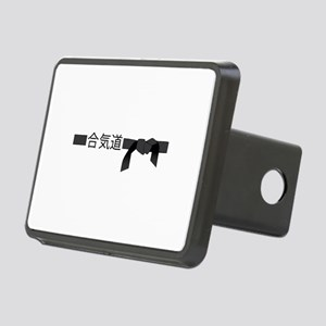 Black Belt Hitch Cover