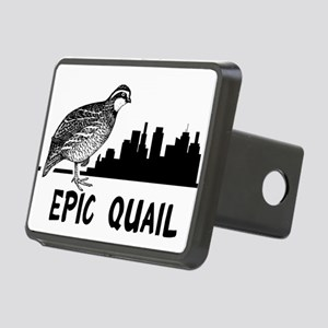 Epic Quail Rectangular Hitch Cover