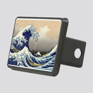 The Wave by Hokusai Hitch Cover