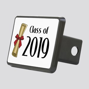 Class of 2019 Diploma Rectangular Hitch Cover