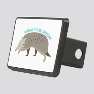 Armadillo_Armadillos_Are_Awesome Hitch Cover