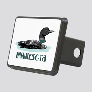 MINNESOTA Loon Hitch Cover