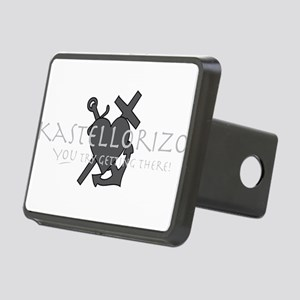 kastellorizo Rectangular Hitch Cover