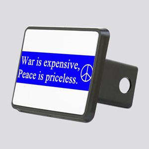 war_is_expensive_white_on_blue Rectangular Hit