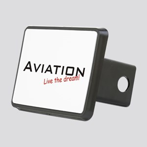 Aviation / Dream! Rectangular Hitch Cover