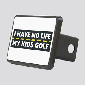 My Kids Golf Rectangular Hitch Cover