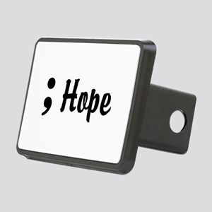 Hope Semicolon Rectangular Hitch Cover