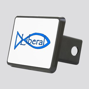 Liberal Christian Rectangular Hitch Cover