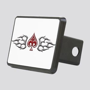 Tribal spade band Hitch Cover