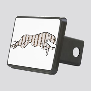 Marble Hound Rectangular Hitch Cover