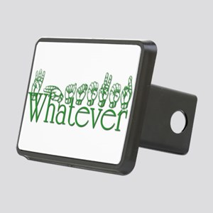 Whatever in ASL Rectangular Hitch Cover