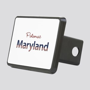 Custom Maryland Rectangular Hitch Cover