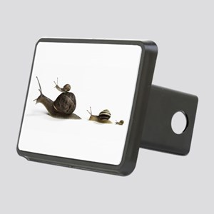 snails Rectangular Hitch Cover