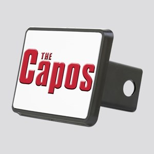 capos(white) Rectangular Hitch Cover