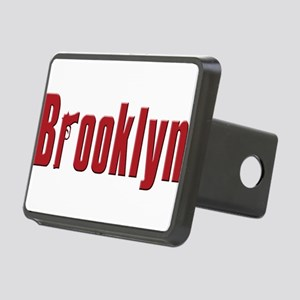 brooklyn(blk) Rectangular Hitch Cover