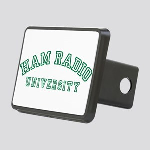 Ham Radio University Rectangular Hitch Cover