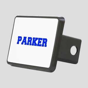 PARKER-fresh blue Hitch Cover