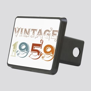 60th Birthday Celebration Rectangular Hitch Cover