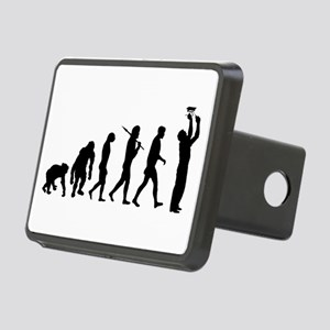 Electrician Sparky Rectangular Hitch Cover