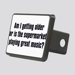 Am I Getting Older? Rectangular Hitch Cover