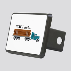 How I Roll Hitch Cover