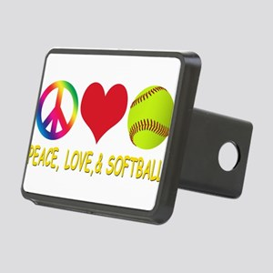 life is better Rectangular Hitch Cover