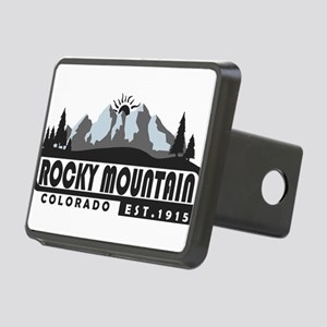 Rocky Mountain - Colorado Rectangular Hitch Cover