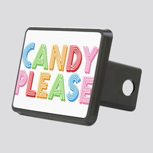 Candy Please I Love Candy Rectangular Hitch Cover
