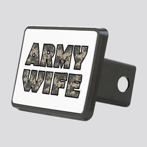 ARMY WIFE Hitch Cover