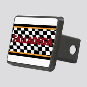 Talladega Alabama License Plate Hitch Cover
