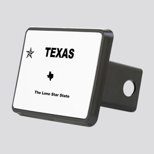 Texas - 2013 The Lone Star Rectangular Hitch Cover
