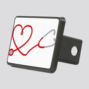 I love Medicine Rectangular Hitch Cover