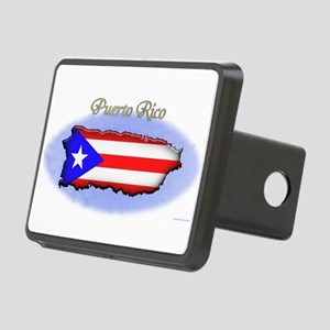 Puerto Rico Hitch Cover