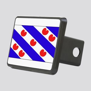 Frieslandblank Rectangular Hitch Cover