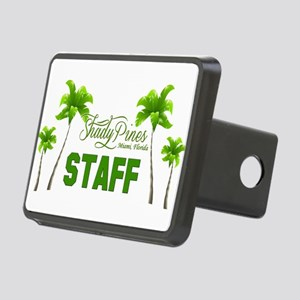 Shady Pines Staff Rectangular Hitch Cover