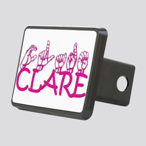CLARE Rectangular Hitch Cover