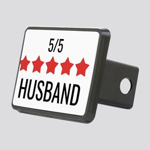 5 Star Husband Rectangular Hitch Cover