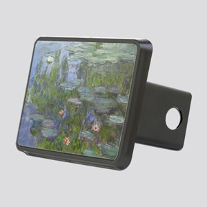 Claude Monet's Nympheas Rectangular Hitch Cover