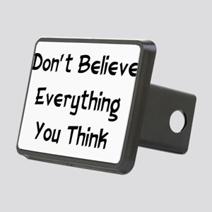 1_believe01 Rectangular Hitch Cover
