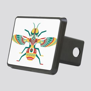 Insectarium Insect Art Fly Rectangular Hitch Cover